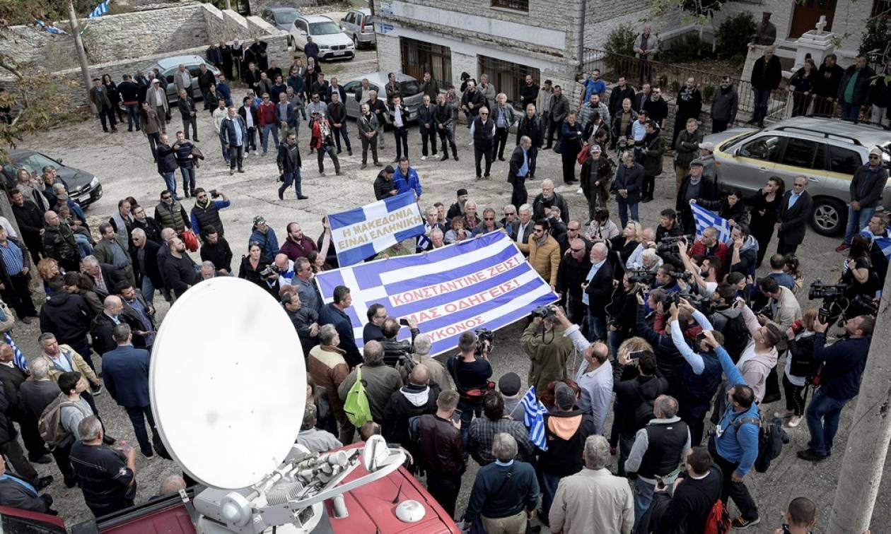 Προσαγωγές ομογενών μετά την κηδεία του Κατσίφα