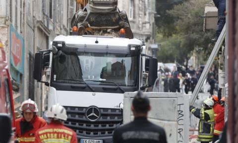 Μασσαλία: Εφτά νεκροί από την κατάρρευση των δύο κτηρίων (vid)