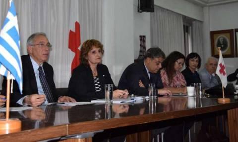 Σε καταστατική συνέλευση και καμπάνια εγγραφής μελών «ποντάρει» ο Ελληνικός Ερυθρός Σταυρός
