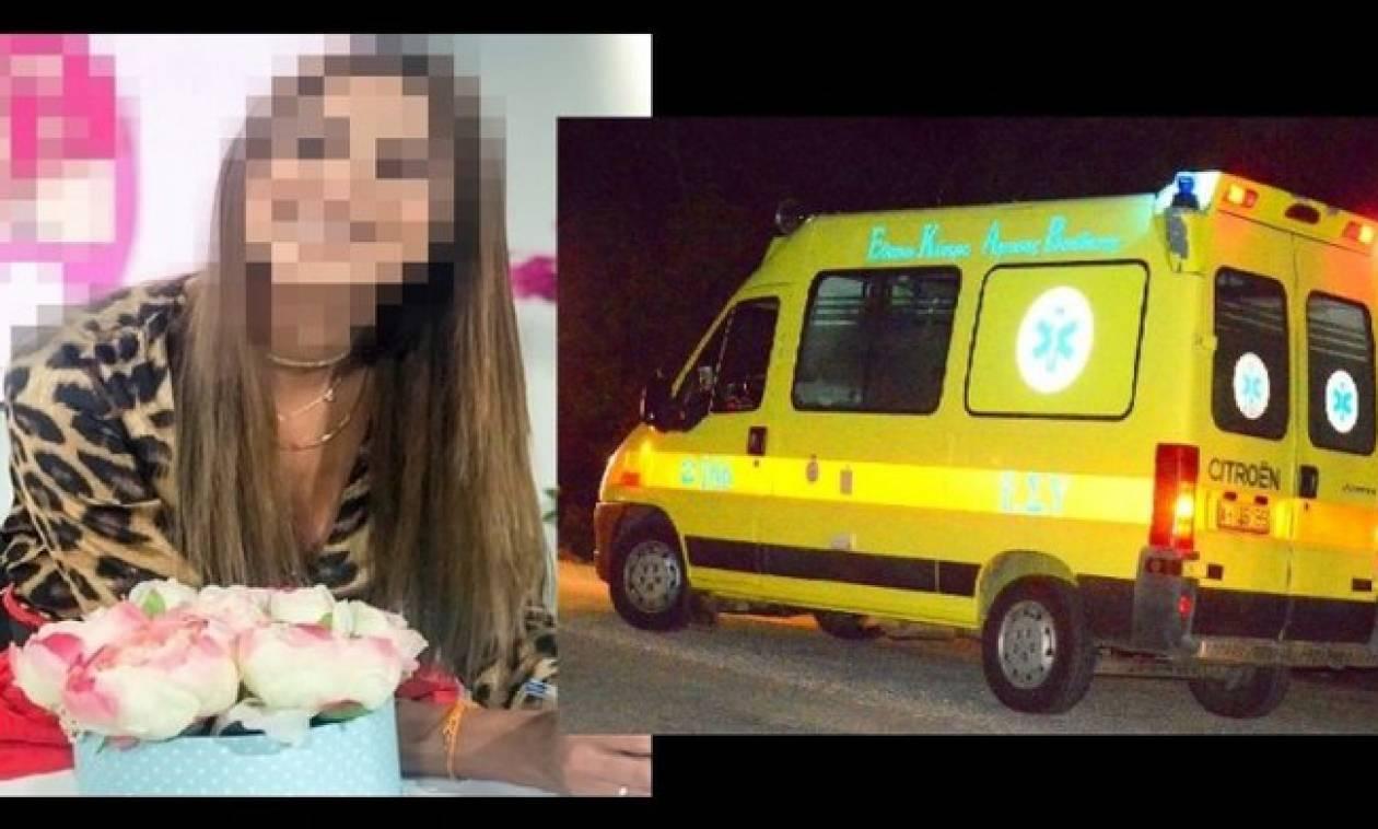 Ελληνίδα παρουσιάστρια λιποθύμησε στο πλατό της εκπομπής της και μεταφέρθηκε αμέσως στο νοσοκομείο!