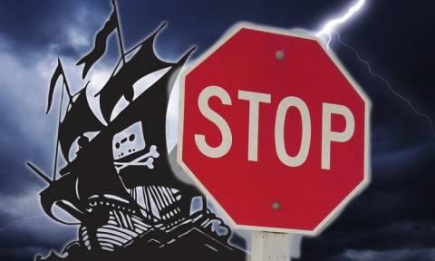 Η Ελλάδα «έκλεισε» το Pirate Bay και άλλες 37 ιστοσελίδες με ταινίες και υποτίτλους