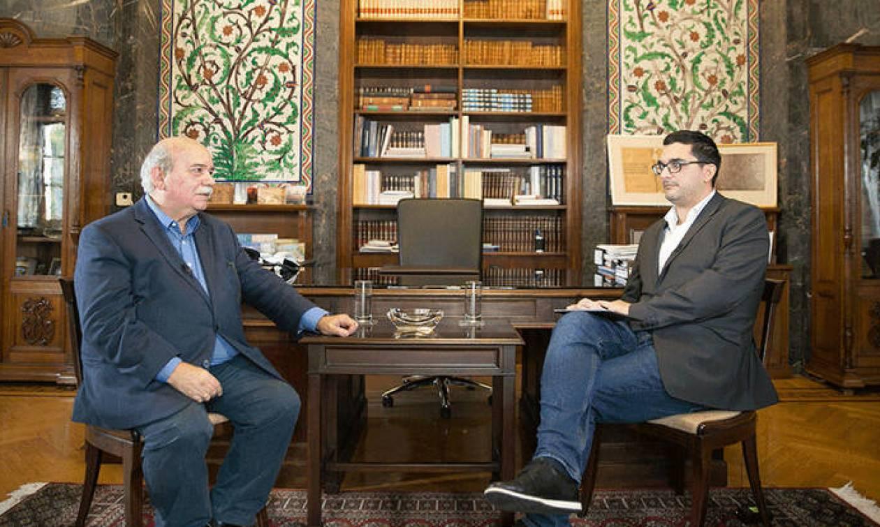 Νίκος Βούτσης στο CNN Greece: Η συμφωνία με την Εκκλησία είναι ένας προωθητικός συμβιβασμός