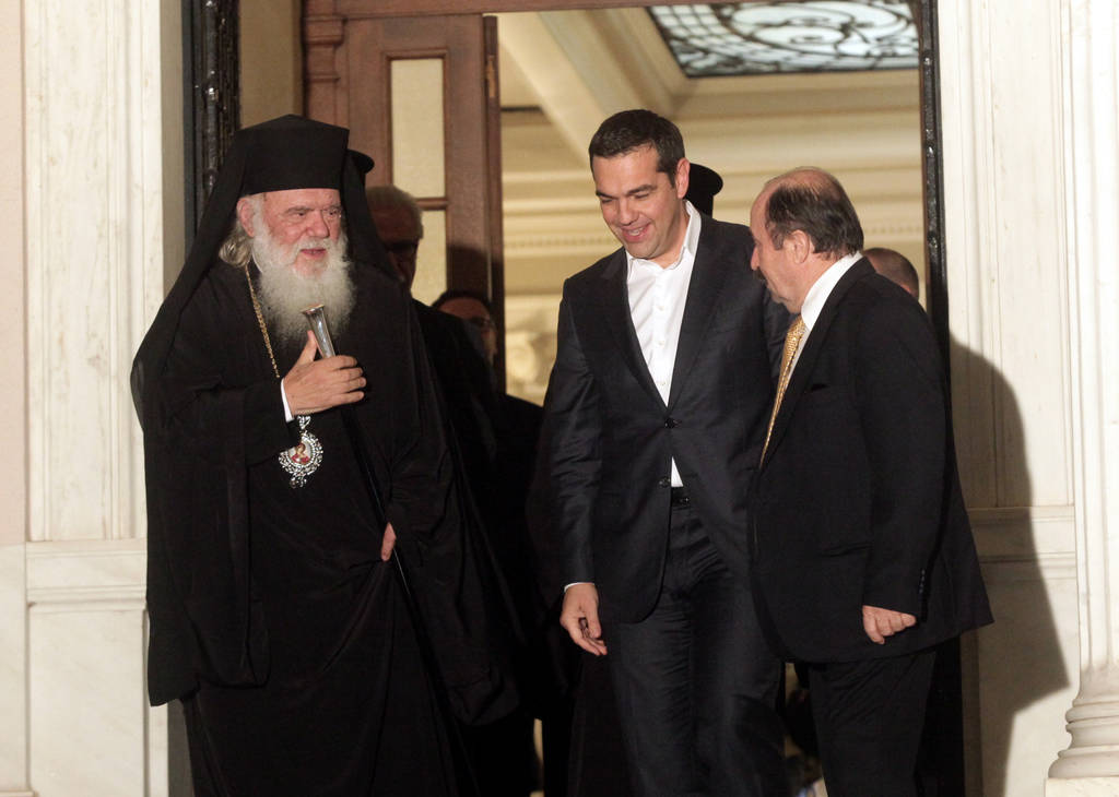 Κληρικοί Ελλάδας: Oυδείς ζήτησε να μας ακούσει για τον διαχωρισμό Κράτους - Εκκλησίας (pics+vid)