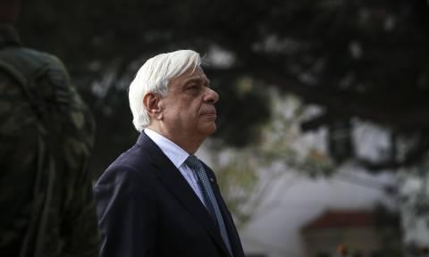 Προκόπης Παυλόπουλος: Επέδωσε τα ξίφη στους νέους αξιωματικούς της Νοσηλευτικής