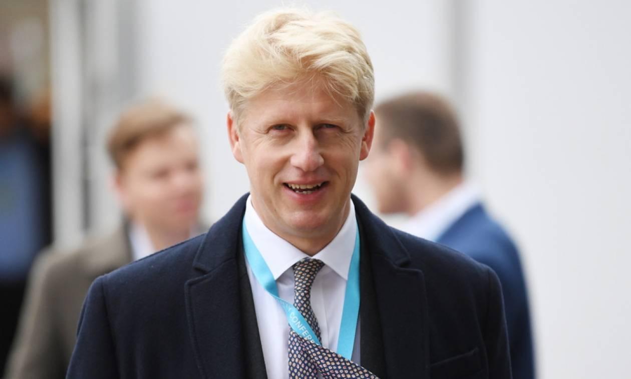 Παραιτήθηκε ο υπουργός Μεταφορών της Βρετανίας, Τζο Τζόνσον