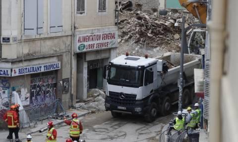 Μασσαλία: Οκτώ νεκροί από την κατάρρευση των δύο κτηρίων (vid)