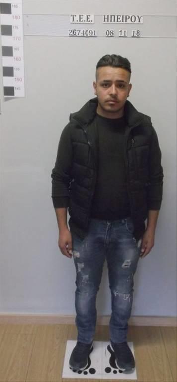 Φρίκη στα Ιωάννινα: Αυτός είναι ο 20χρονος μετανάστης που βίασε τρίχρονο αγοράκι στα Ιωάννινα