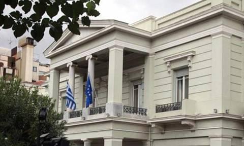 ΥΠΕΞ: Ζητά εξηγήσεις από την Αλβανία για τους 52 ανεπιθύμητους Έλληνες
