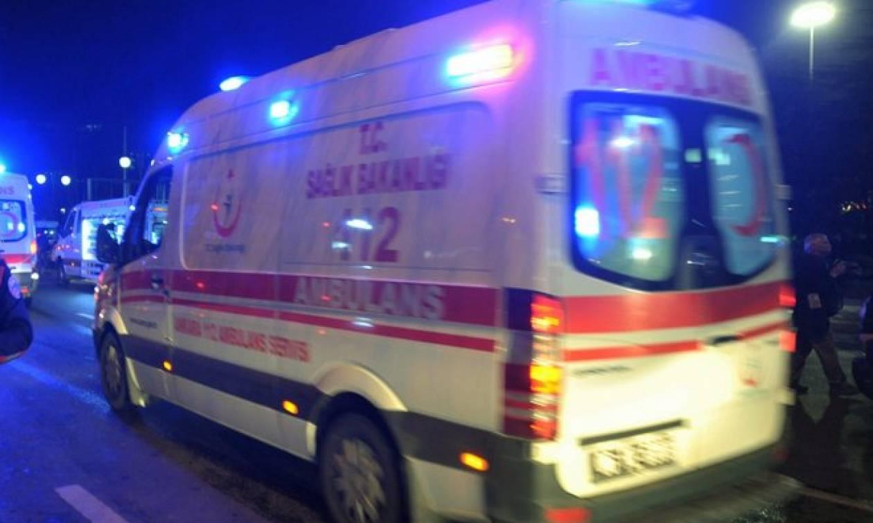 Έκρηξη σε στρατιωτική βάση στην Τουρκία: Τουλάχιστον 25 τραυματίες