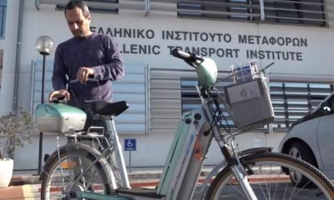 Γυαλιά αλά ...Minority Report για τους ποδηλάτες! (vid)