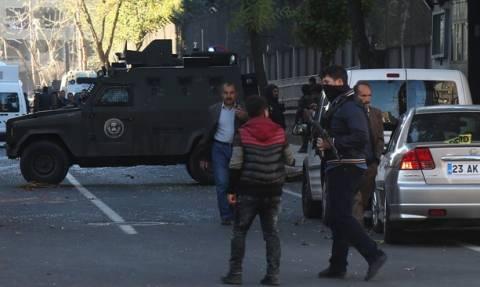 Τουρκία: Τουλάχιστον τέσσερις νεκροί από την έκρηξη σε στρατιωτική βάση