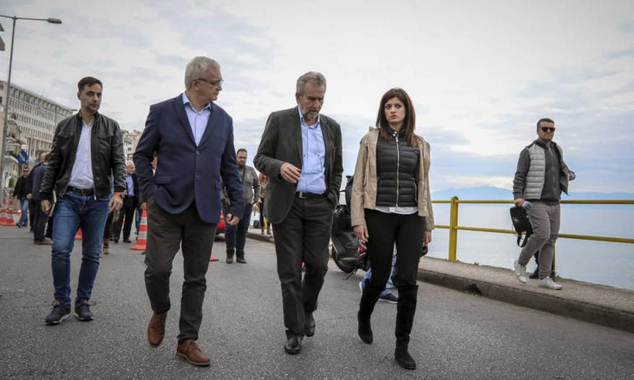 Κατάρρευση γέφυρας στην Καβάλα: Έλεγχο για απόδοση ευθυνών προανήγγειλε η Νοτοπούλου