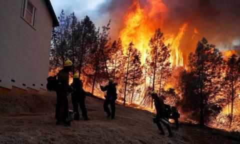 Σοκ στην Καλιφόρνια: Ο αριθμός των νεκρών από τις πυρκαγιές εκτοξεύθηκε στους 23