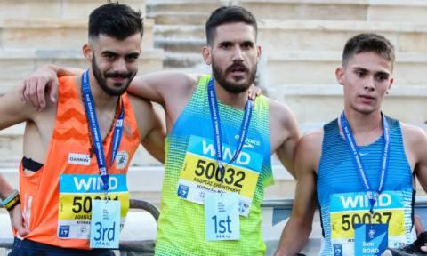 36ος Μαραθώνιος Αθήνας: Αυτοί είναι οι νικητές στα 5 χλμ