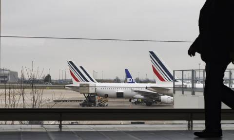 Θρίλερ στον αέρα με αεροσκάφος της Air France