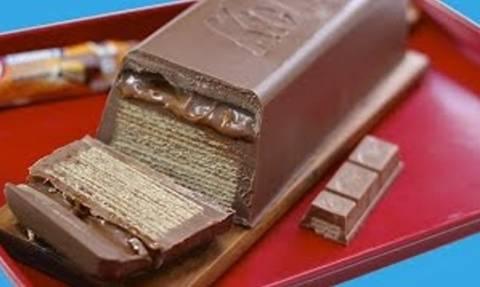 Δες πώς θα φτιάξεις μόνος σου την δική σου Kit Kat!