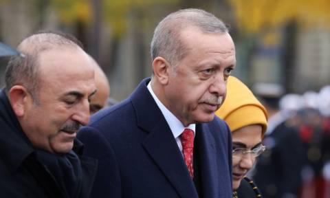 Τα είπαν για την υπόθεση Κασόγκι Τραμπ - Ερντογάν στο Παρίσι