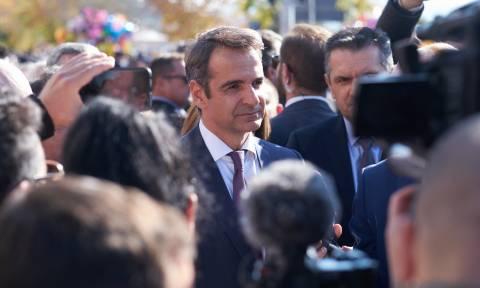 Μητσοτάκης: Η Νέα Δημοκρατία δεν θα ψηφίσει την «επαίσχυντη» Συμφωνία των Πρεσπών (vid)