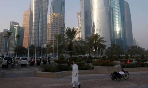 Σφοδρό κύμα κακοκαιρίας με καταιγίδες και σφοδρούς ανέμους στο Κατάρ
