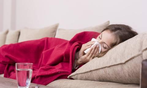 Εμφανίστηκε το πρώτο κρούσμα γρίπης στην Ελλάδα