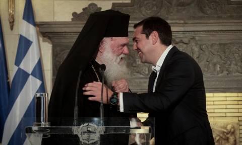 Στα «χαρακώματα» ιερείς και Μητροπολίτες για τη «συμφωνία» Τσίπρα - Ιερώνυμου (vids)