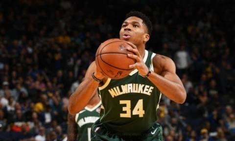 NBA: Top-10 χωρίς Γιάννη, δεν γίνεται! (video)