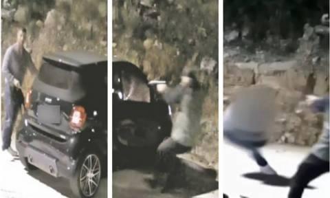 Δολοφονία Μακρή: Νέο βίντεο ντοκουμέντο από το άγριο έγκλημα - Τον εκτέλεσε σε πέντε δευτερόλεπτα