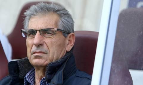 Αναστασιάδης: «Σε ένα λεπτό θα τα βρω με τους παίκτες»