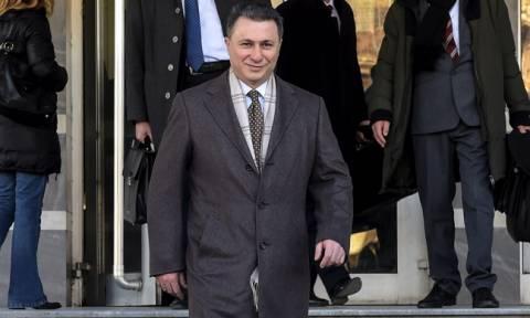 «Θρίλερ» στα Σκόπια: Ένταλμα σύλληψης εις βάρος του Γκρουέφσκι - Άγνωστο πού βρίσκεται