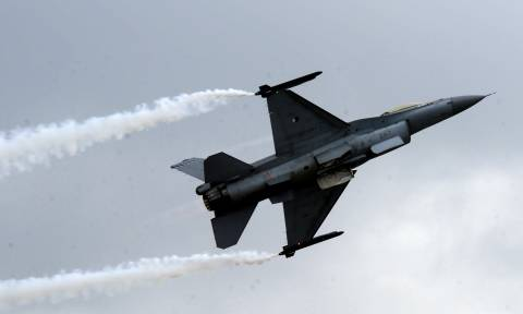 «Σουρωτήρι» το Αιγαίο: 14 παραβιάσεις από τουρκικά μαχητικά