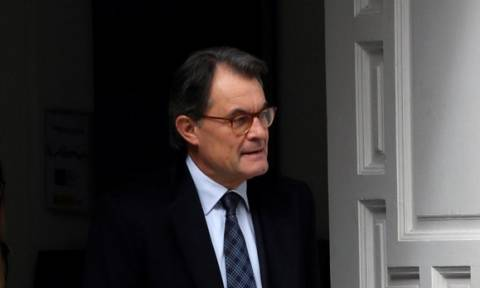 Καταλονία: Πρόστιμο 4,9 εκατ. ευρώ στον πρώην πρόεδρο Αρτούρ Μας