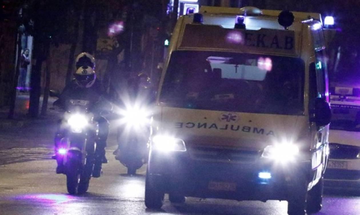 Τραγωδία στη Θεσσαλονίκη: 70χρονος έπεσε από μπαλκόνι
