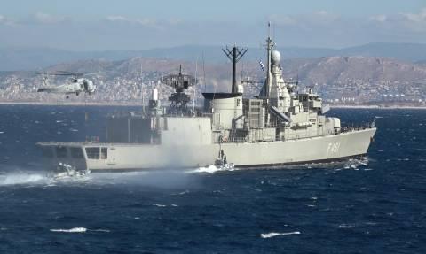 Συναγερμός στο Στόλο: «Ασπίδα προστασίας» σε Καστελλόριζο και κυπριακή ΑΟΖ