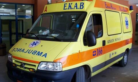 Θανατηφόρο τροχαίο στην Εγνατία Οδό: Μία νεκρή και 9 τραυματίες