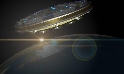 UFO πάνω από την Ιρλανδία - Τι αναφέρουν οι μαρτυρίες πιλότων