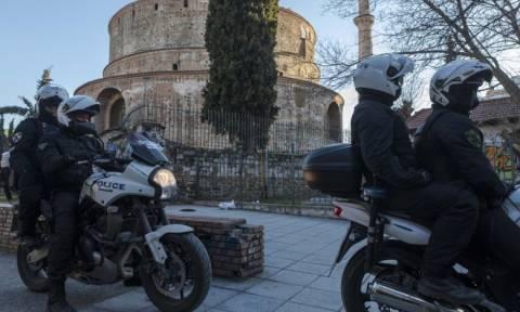 Θεσσαλονίκη: Νέα επιχείρηση με έξι συλλήψεις για ναρκωτικά στην Ροτόντα