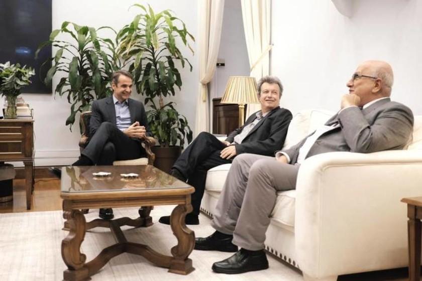 Υποψήφιοι με την ΝΔ οι Αντώνης Πανούτσος και Πέτρος Τατσόπουλος