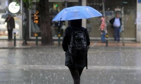 Καιρός: Πού θα βρέξει την Τετάρτη (14/11) - Αναλυτική πρόγνωση για όλη τη χώρα