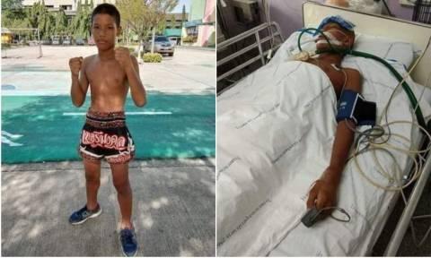 Οργή στην Ταϊλάνδη: Γρονθοκοπούσαν χωρίς έλεος 13χρονο στο κεφάλι καθώς το πλήθος ζητωκραύγαζε