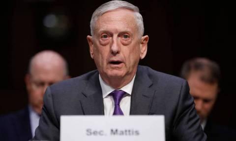 ΗΠΑ: Ο Μάτις δεν στηρίζει τη δημιουργία ευρωπαϊκού στρατού - «Υπάρχει το ΝΑΤΟ»