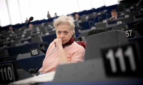 Η Κύπρια ευρωβουλευτής που ξεγύμνωσε το Ευρωκοινοβούλιο για τα δικαιώματα της ελληνικής μειονότητας