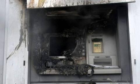 Χτύπησε και πάλι η συμμορία των ΑΤΜ - Έκρηξη σε μηχάνημα στους Αγίους Αναργύρους