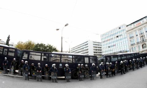 Πολυτεχνείο 2018: Σε επιφυλακή η Αστυνομία για τον εορτασμό της επετείου