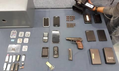 Κατερίνη: Εξιχνιάστηκε απόπειρα δολοφονίας - Το όπλο είχε χρησιμοποιηθεί σε επίθεση κατά αστυνομικών