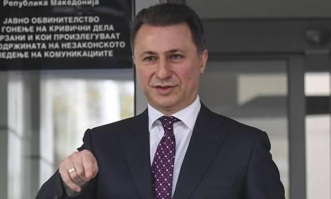 Μήνυμα Ζάεφ στην Ουγγαρία για Γκρούεφσκι: Μη δώσετε καταφύγιο σε εγκληματίες