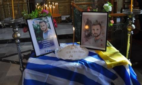 Μυτιλήνη: Μνημόσυνο στη μνήμη του Κατσίφα στο ναό του στρατοπέδου της στρατιωτικής διοίκησης