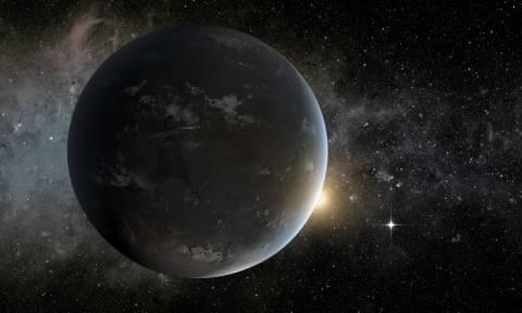 Ανακαλύφθηκε παγωμένη υπερ-Γη σε απόσταση έξι ετών φωτός (Pics+Vid)
