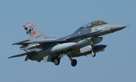 «Σουρωτήρι» και πάλι το Αιγαίο: Νέες τουρκικές παραβιάσεις από οπλισμένα τουρκικά αεροσκάφη