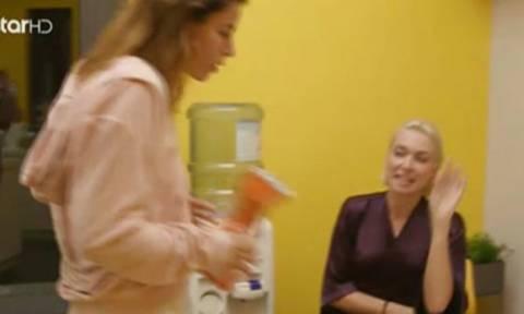 Απίστευτο σκηνικό στο Next Top Model! Δε φαντάζεστε τι έκανε cameraman μπροστά σε Μικαέλα και Μέγκυ!