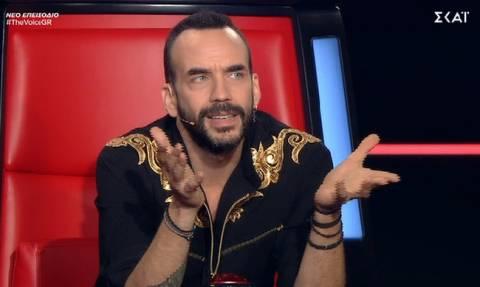 The Voice: Άφωνος ο Μουζουράκης με τα λάθη των παικτών του- Οι οδηγίες που δεν ακολούθησαν